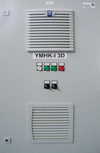 Гидромодули - шкаф управления YMHK-D-I