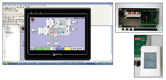 Вентиляционное оборудование - автоматизация
